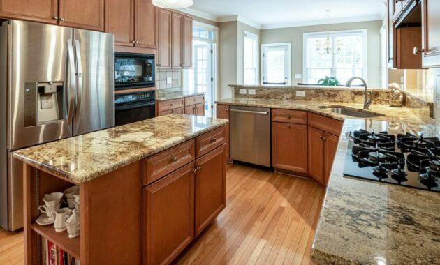 country kitchen flooring