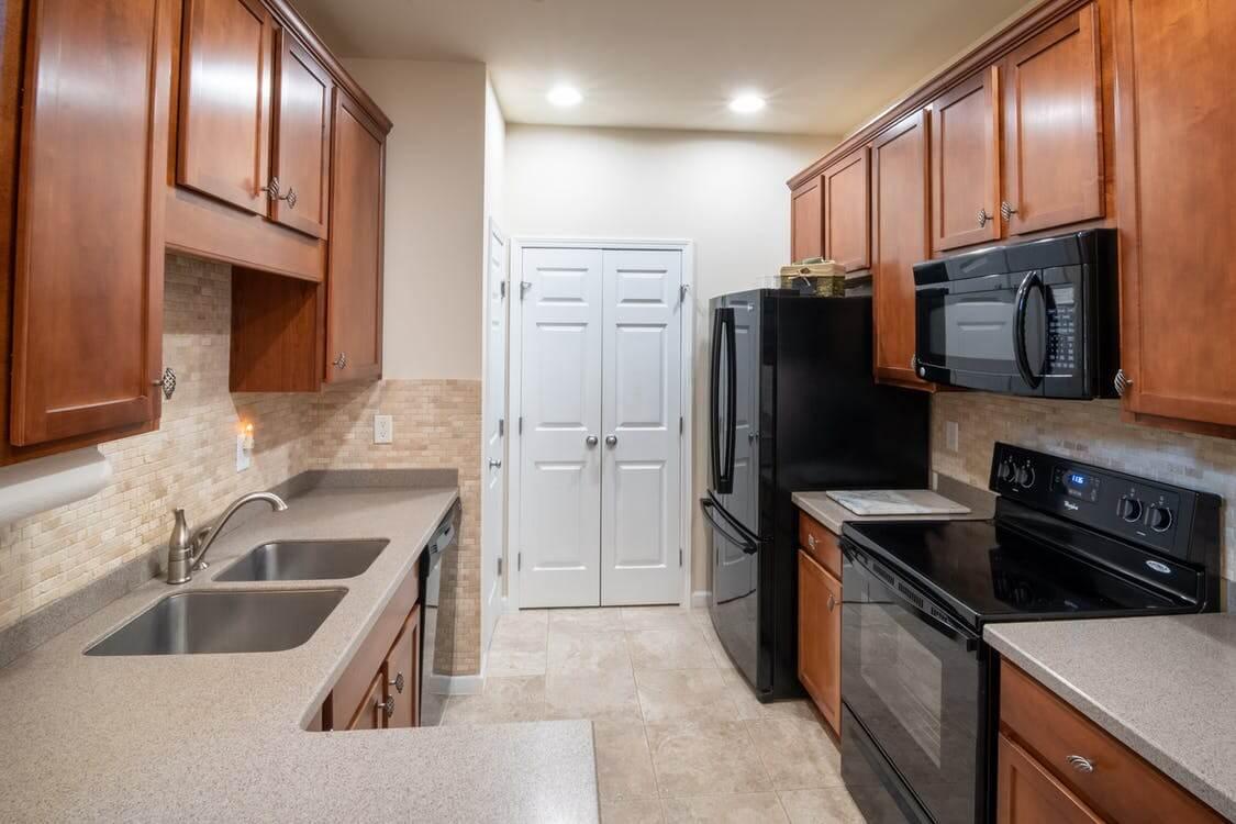 diy kitchen flooring