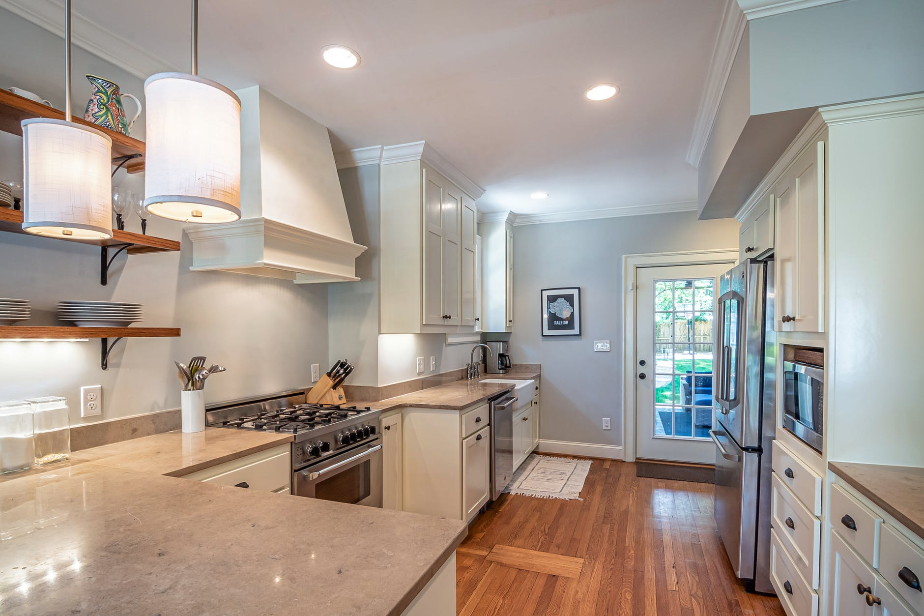 easy kitchen flooring