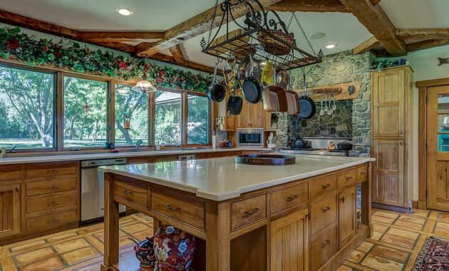 furniture table house indoors inside room luxury estate kitchen