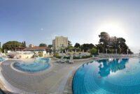 hotel pool vacations croatia rovinj sea fun hotels blue