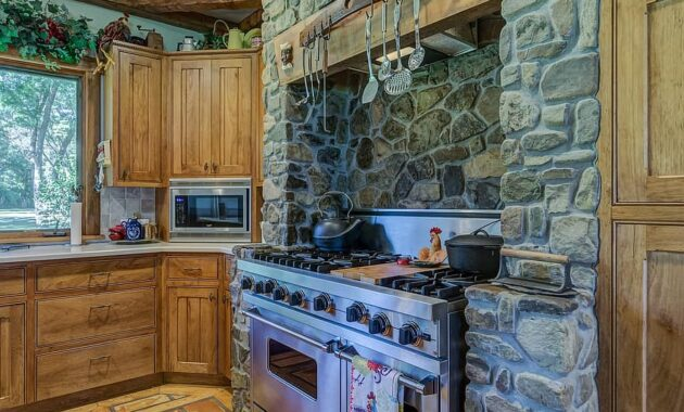 house furniture room window stove oven architecture home wood