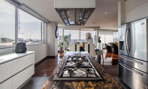 kinds of kitchen flooring