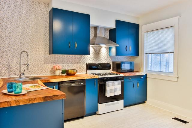 kitchen design ideas metal