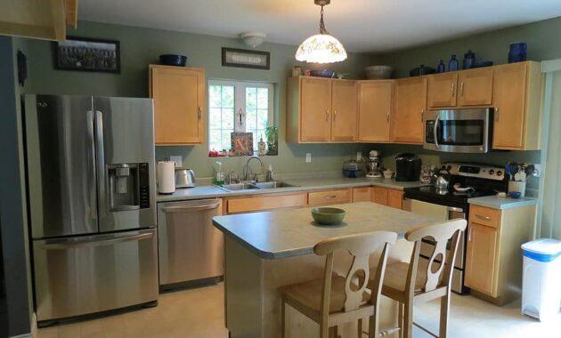 kitchen design interior room house home