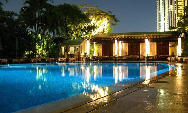 pool palace swimming thailand famous bangkok