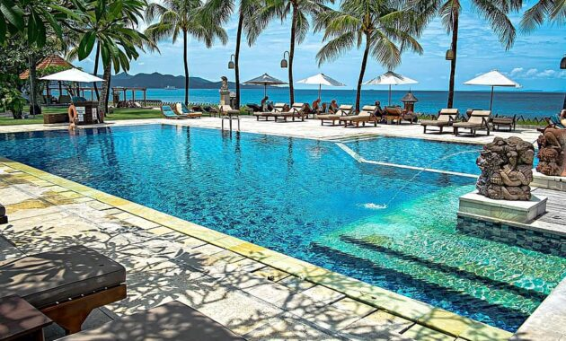 swimming pool exotic swimming pool swimming pools vacation blue summer water