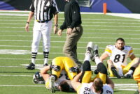 Steelers TEs pre game stretch