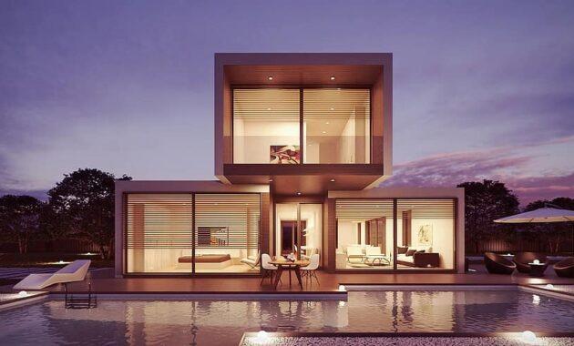 architecture house 3d design interior design style minimalist interior modular
