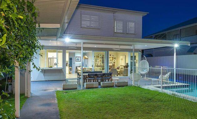 deck home buildi house outdoor garden construction landscape wooden