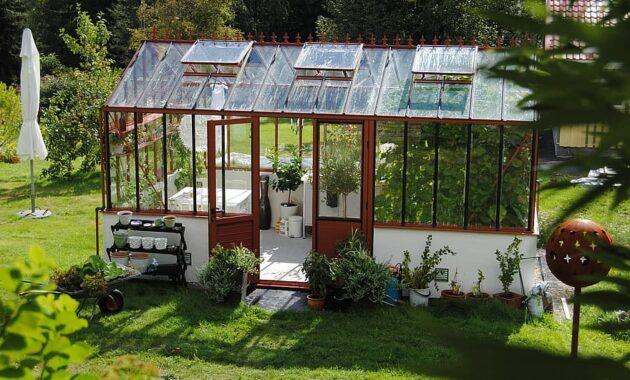greenhouse summer grow green flowers garden cultivation vegetable sunshine
