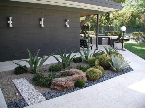 home and garden ideas desert landscape