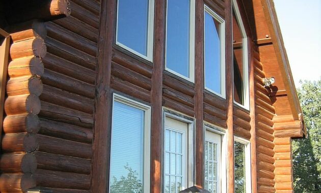 log cabin windows house rural home nature wooden rustic