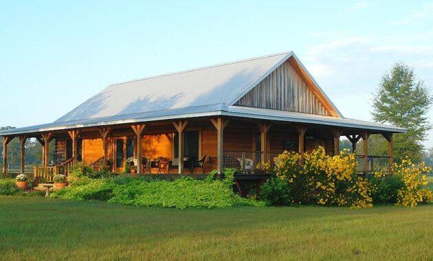 log home farm home log wooden old house cabin rural