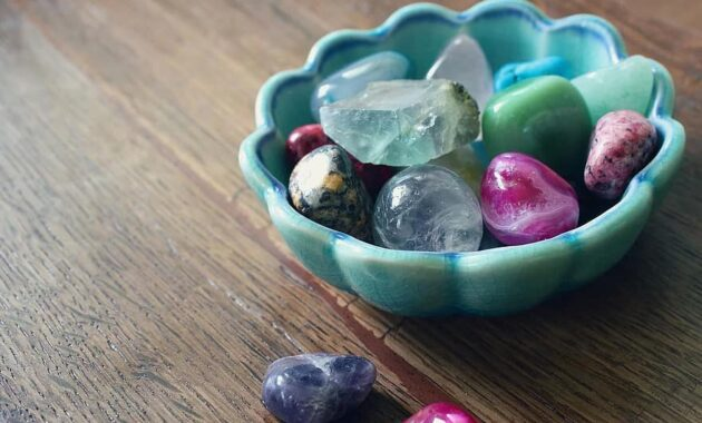 precious stones crystals healing reiki semi precious geology turquoise colored How to Find Crystals in Your Backyard