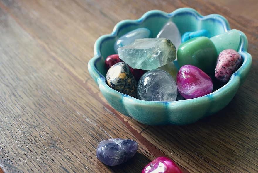 precious stones crystals healing reiki semi precious geology turquoise colored