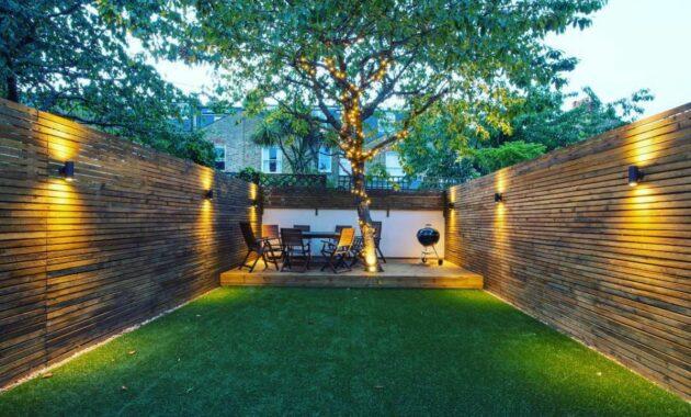 Backyard Outdoor Lighting Ideas