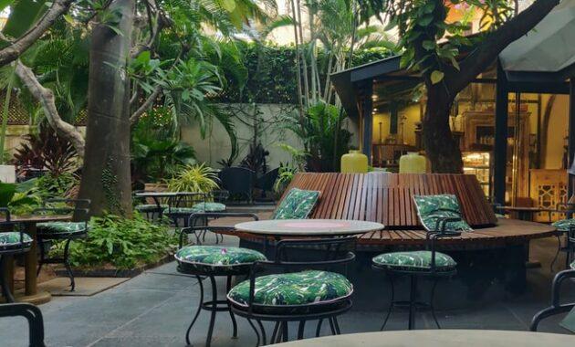Beautiful Backyard Patio Concept